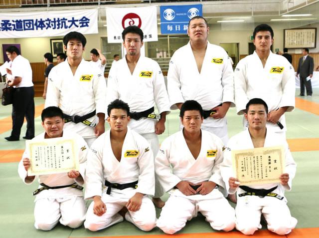 2015年 東日本実業柔道団体対抗大会