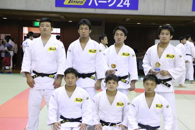 2016 全日本実業柔道団体対抗大会2部 準優勝