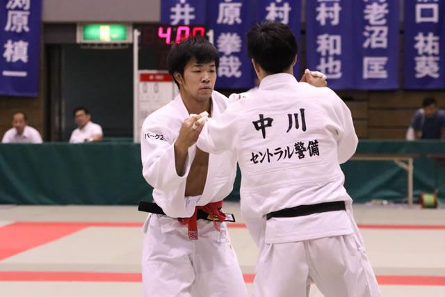 橋口(左)