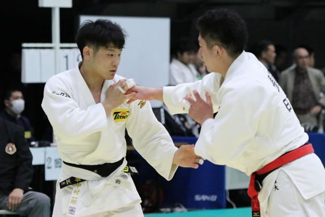 中村(左)