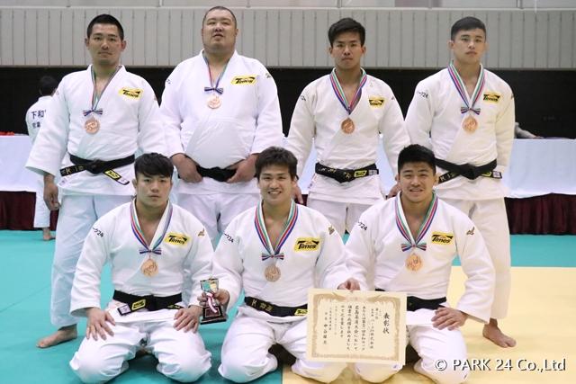 2019年 第51回 平和カップ広島柔道大会