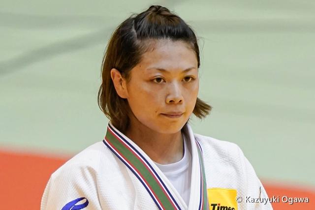 堀川恵(63kg級)優勝