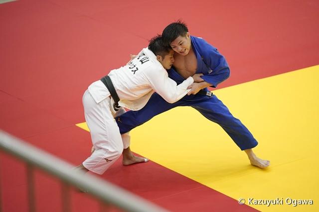 東京2020オリンピック柔道男子66㎏級日本代表内定選手決定戦 阿部一二三 内定