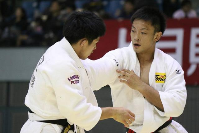 66kg級 青木勇介