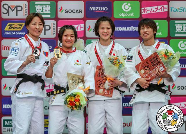 48kg-Grand-Slam Osaka 2018