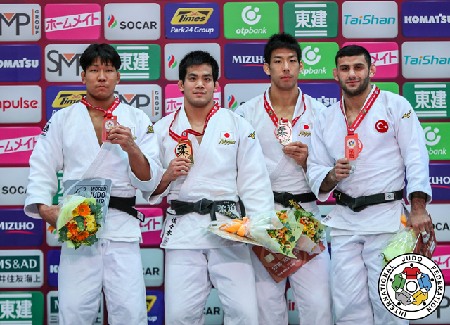 81kg-Grand-Slam Osaka 2018