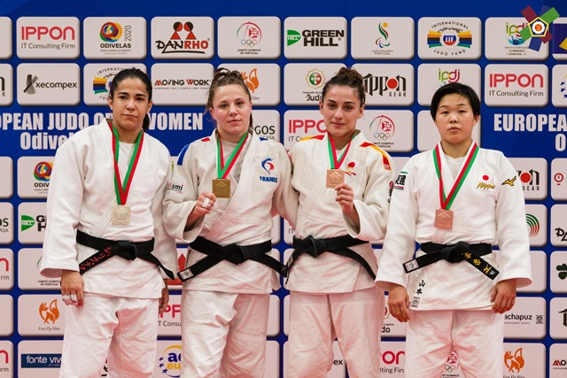 European Judo Open Women Odivelas 2020