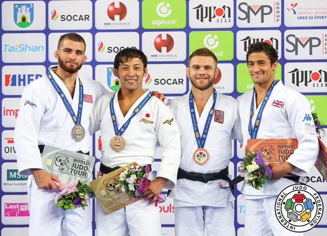 Grand-Prix Zagreb 2018-60kg