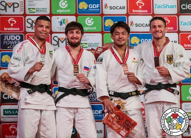 Grand-Slam Brasilia 2019-73kg