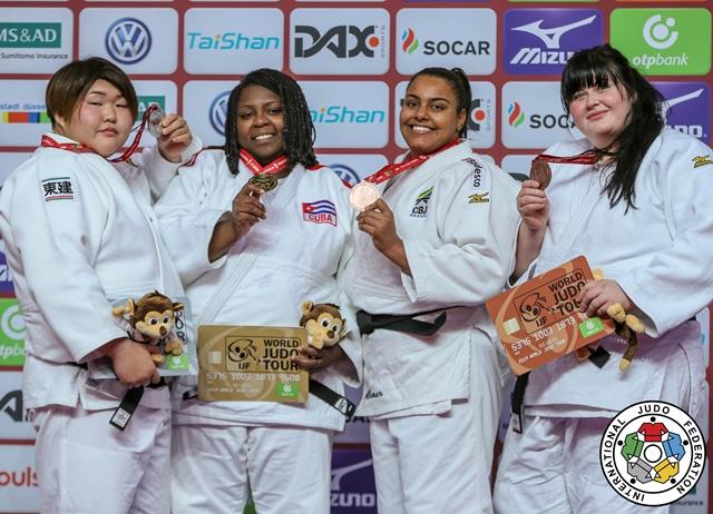 Grand-Slam Duesseldorf 2019-78kg