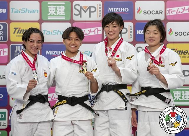 Grand-Slam Osaka 2019-48kg