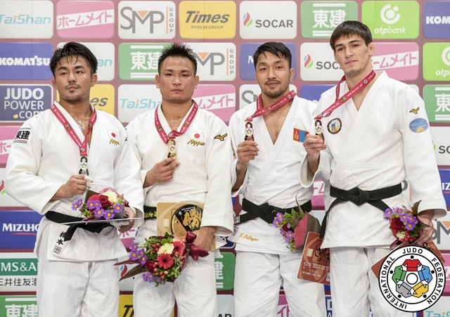 Grand-Slam Osaka 2019-73kg