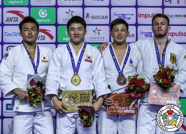 GrandPrix-Hohhot 2018-73kg