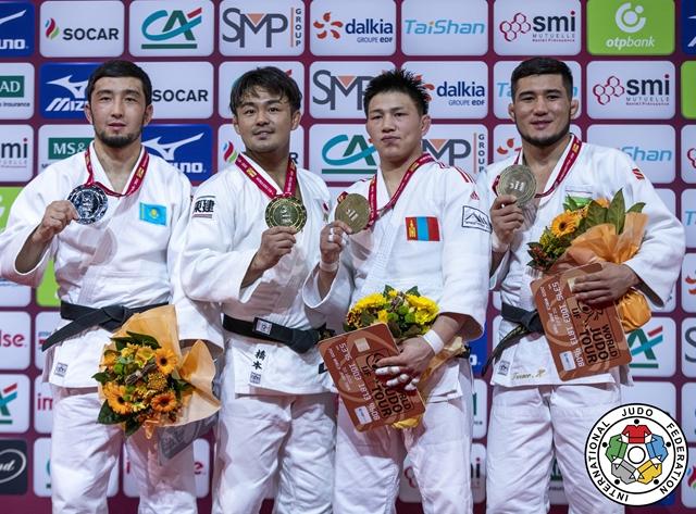 Judo-Grand-Slam-Paris-2020-hashimoto