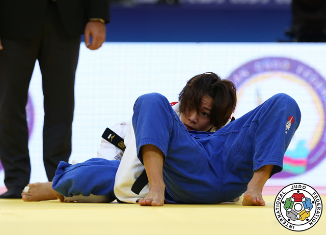 渡名喜(白):準々決勝