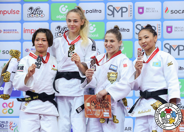 World Judo Championships 2018-48kg