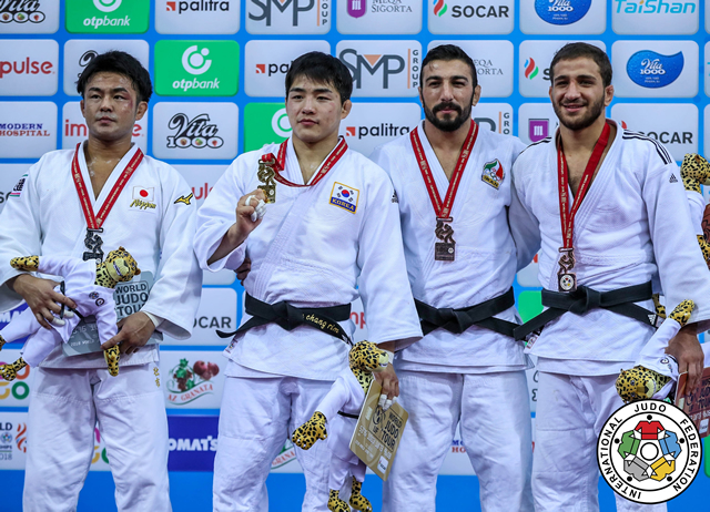 World Judo Championships 2018-73kg