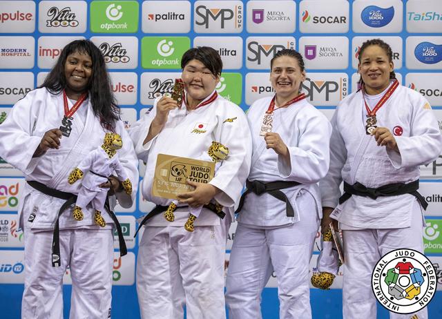 World Judo Championships 2018-78kg+