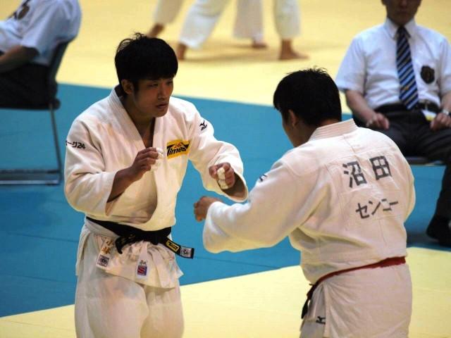 小林(左)