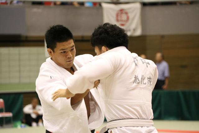 藤井(左)