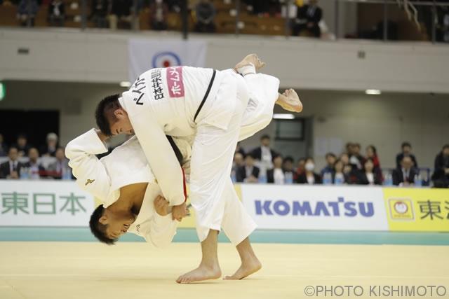 90kg級 長澤(下)