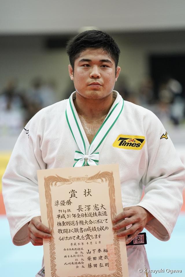 90kg級 長澤
