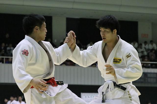 田村(右)