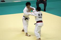 矢野(左)