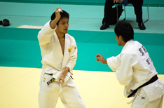 田村(左)